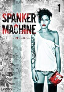"""Martedì 2 e mercoledì 3 maggio, alle 21.00, al Teatro delle Saline, a Cagliari, LucidoSottile presenta """"Spanker Machine Dell'Otaku Celato""""."""