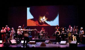 """E' stato presentato ieri, a Cagliari, il XXXII festival internazionale """"Ai Confini tra Sardegna e Jazz""""."""