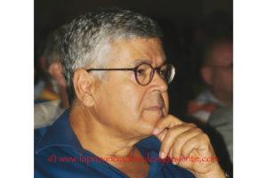 """Andrea Pubusa è il candidato alla carica di sindaco della lista """"Per Nuxis"""" per le elezioni amministrative dell'11 giugno 2017."""