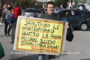 Antonello Repetto (Pax Christi) scrive al Prefetto di Cagliari: «Il 25 maggio farò un sit-in nei pressi della fabbrica della RWM di Domusnovas».