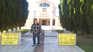 Il capogruppo del Pd Pietro Cocco esprime solidarietà ad Antonello Repetto, il lavoratore licenziato dall'Aias.