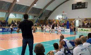 La Sulcispes ha sfiorato l'impresa ad Alghero, in Gara1 delle semifinali play-off.