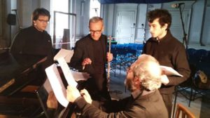 L'Ensemble Spaziomusica inaugura martedì sera alla Vetreria di Pirri la seconda edizione della rassegna New MADE Week.