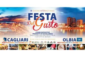 "Mercoledì mattina, a Cagliari, verrà presentata la ""Festa del gusto 2017""."