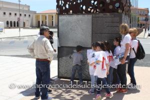 """""""Monumenti Aperti"""" raccontato dai bambini della III B e della III C dell'Istituto Comprensivo Satta, scuola primaria, di Carbonia."""