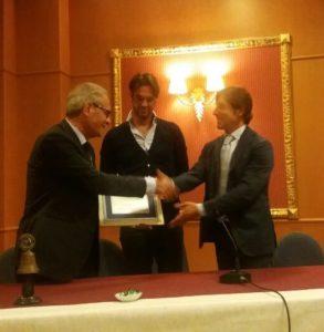 Il Panathlon di Cagliari ha organizzato un incontro con Massimo Rastelli e Nicola Le Grottaglie per parlare del Cagliari.