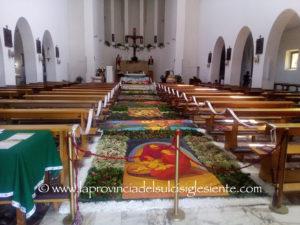 """Sono numerose le iniziative organizzate dalle parrocchie di Carbonia per la """"Settimana Santa"""""""