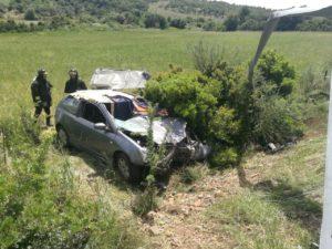 Nuova tragedia della strada questa mattina sulla statale 293, la vittima è un cagliaritano di 42 anni.