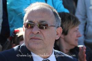 """Marco Massa è il candidato a sindaco della lista """"Insieme per Sant'Antioco"""" per le elezioni amministrative del prossimo 11 giugno."""