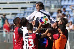 Sta nascendo il nuovo Cagliari di Massimo Rastelli.