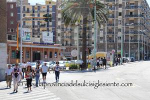 I Riformatori sardi lanciano l'allarme sulla sicurezza nella città di Cagliari.