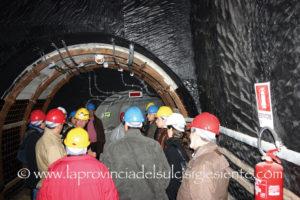 Il Museo del Carbone aderisce con le visite guidate in galleria sotterranea alla Giornata Nazionale delle miniere.