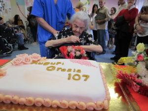Sabato 24 giugno, nell'Aula Motzo della Facoltà di Studi Umanistici, si terrà una giornata di studi internazionale sulla longevità.