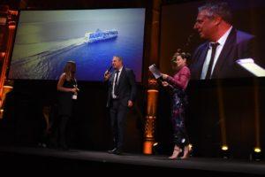 Moby è stata premiata per il secondo anno consecutivo migliore compagnia di traghetti all'Italia Travel Awards 2017.