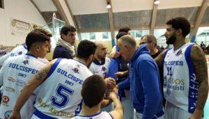 Scattano i play-off promozione della D di basket, sabato sera la Sulcispes fa il suo esordio contro Nuoro.