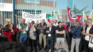 CasaPound: «No al centro per immigrati nell'ex carcere di Iglesias».