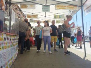 La Festa del gusto sbarca a Olbia: 4 giorni all'insegna di cibo, tradizione e spettacoli al molo Brin.