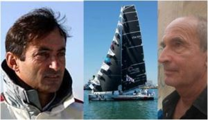 Un team multidisciplinare dell'ateneo di Cagliari studia Andrea Mura e le regate oceaniche.