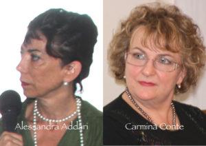 Alessandra Addari e Carmina Conte sono state elette nel nuovo Consiglio Direttivo nazionale di GiULia (Giornaliste indipendenti, unite, libere e autonome).