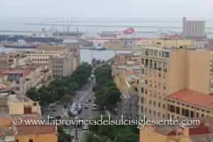 E' stato presentato questa mattina il nuovo servizio di igiene urbana del comune di Cagliari.