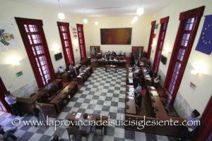 Il presidente Massimiliano Zonza ha convocato il Consiglio comunale di Carbonia in seduta straordinaria per lunedì 12 giugno 2017.
