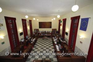 Lunedì sera il Consiglio comunale di Carbonia eleggerà il suo nuovo presidente.