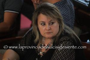 Daniela Marras è la nuova presidente del Consiglio comunale di Carbonia.