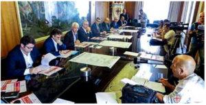 La Giunta regionale ha programmato 100 milioni dal patto per la Sardegna per dighe e porti. Una fetta consistente è destinata al Sulcis.