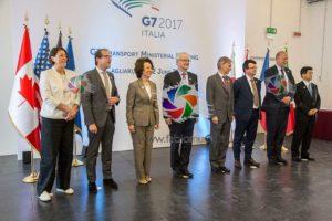Giudizi positivi sul G7 trasporti arrivano da due consiglieri regionali del Partito democratico, Gigi Ruggeri e Valter Piscedda.
