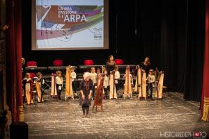 Dal 3 al 7 luglio, nel Teatro La Vetreria di Pirri, 31 bambini da tutta Italia insieme per approfondire la conoscenza dell'arpa.