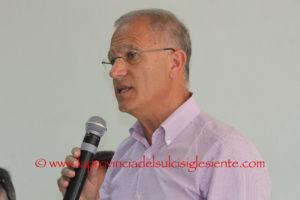 Gianluigi Rubiu (Udc): «Per le campagne, la Regione agevoli l'utilizzo dell'acqua dei pozzi minerari».