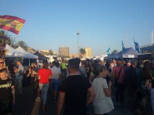 """Si conclude oggi, al porto di Cagliari, la seconda edizione della """"Festa del Gusto""""."""
