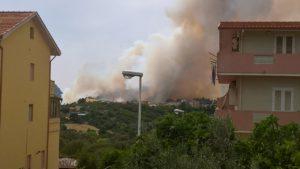 A Iglesias, a causa dei danni provocati dal violento incendio, fino alle 6.00 di domani mattina sarà chiusa l'erogazione idrica.