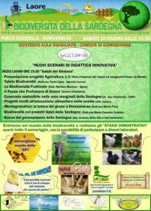Sabato mattina si svolgerà, a Domusnovas, la giornata conclusiva del progetto di promozione dell'educazione alimentare.
