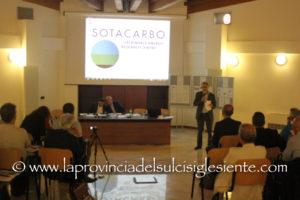 L'attività di ricerca nel Sulcis è stato il tema dell'incontro svoltosi stamane nella sala convegni della Sotacarbo, a Carbonia.