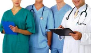 Sanità: concorso pubblico per 466 infermieri.