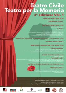 La compagnia teatrale La Cernita compie otto anni, bilancio dei primi mesi e nuovi eventi in arrivo.