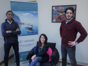 Nausdream, 230mila euro da Barcamper alla start up nata a Cagliari.