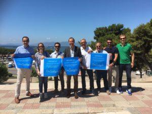 Il Comitato OraScelgoIo stamane ha organizzato banchetti informativi nei maggiori centri della Sardegna.