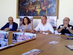 """E' stata presentata questo pomeriggio, a Carbonia, l'11ª edizione di """"Il Sulcis Iglesiente espone""""."""