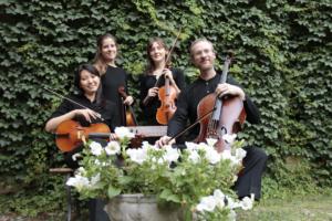 """Sabato, a Cagliari, nuovo appuntamento con il Quartetto d'archi """"Felice giardini"""", nell'ambito del festival """"Echi lontani""""."""