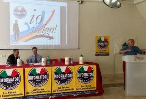 I Riformatori sardi rilanciano il loro progetto politico alternativo al Partito democratico e alla Giunta Pigliaru.
