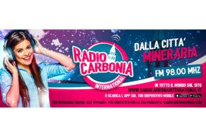 Dal 21 giugno sei nuove radio sono ascoltabili a Carbonia, tra le quali Radio Carbonia International, passata dal web all'Fm.