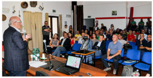 Agris e Laore hanno presentato oggi, a Paulilatino, il progetto NOVES (Nuovi orientamenti per la VitiEnologia sarda).