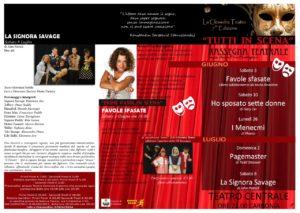 """Si terrà sabato 10 giugno, alle 21.00, al Teatro Centrale di Carbonia, il secondo appuntamento della rassegna teatrale """"Tutti in scena""""."""