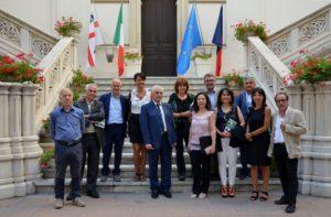Ringraziamenti e considerazioni del commissario del Parco Geominerario dopo la visita in Sardegna delle delegate UNESCO.