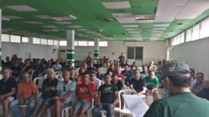 Giovedì 22 febbraio, alle 10.00, è in programma l'assemblea generale informativa dei lavoratori Eurallumina.