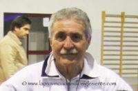 Carbonia piange la scomparsa di Beppe Rampini, maestro di sport e di vita