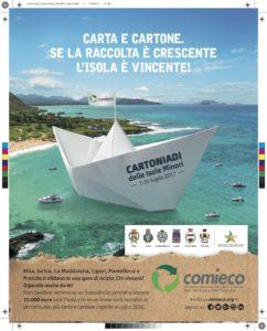 Fino al 31 luglio la raccolta di carta e cartone per le Cartoniadi delle Isole Minori.