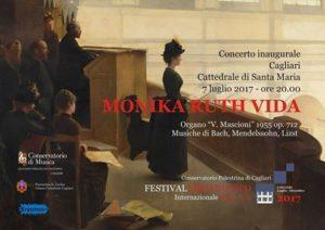 Venerdì, nella Cattedrale di Cagliari, l'anteprima del Festival organistico internazionale.